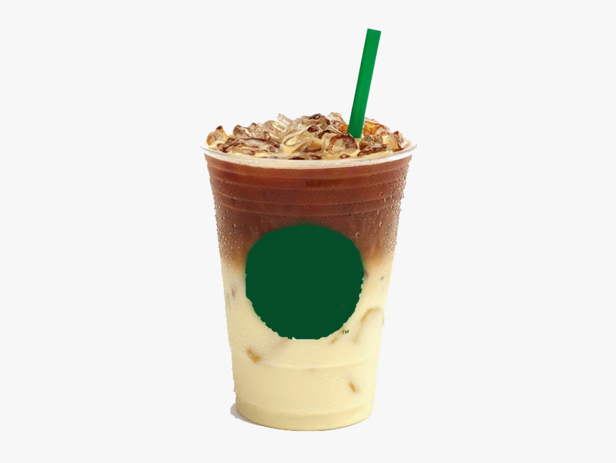 Coffee Iced Latte Macchiato Spice Pumpkin - Ice Coffee Cup Png, Transparent Clipart