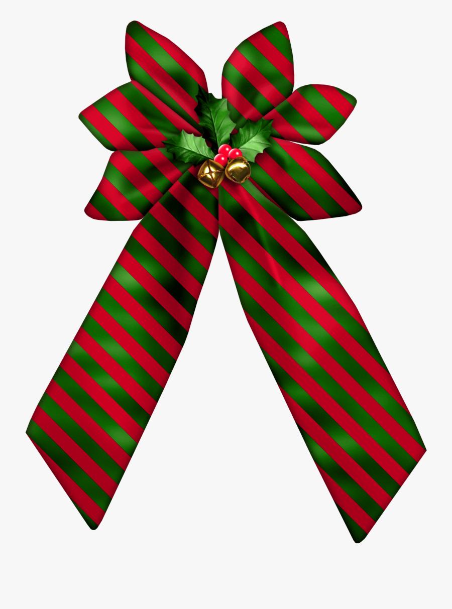 Christmas Clipart Png Lacos De Natal Coloridos Para Imprimir