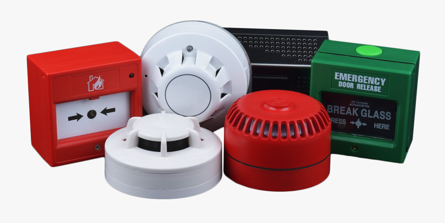 Product,smoke Detector,alarm Device,fire Alarm System,security - Parts Of Fire Alarm, Transparent Clipart