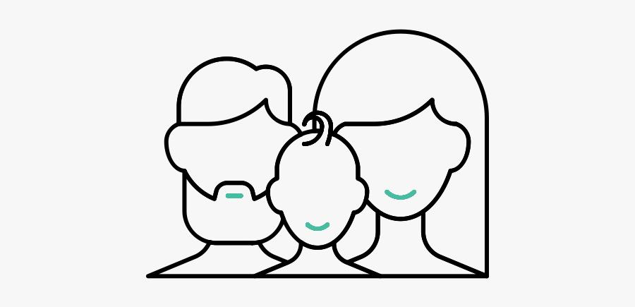 Family Gambar Hitam Putih