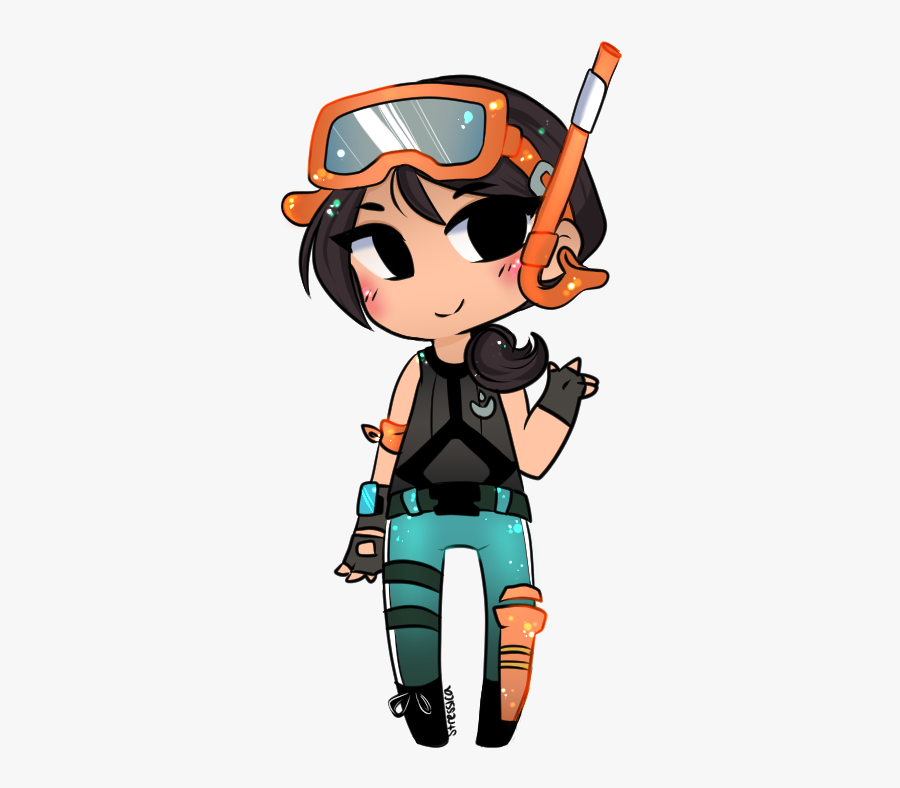 Cartoon Fortnite Skins Png Free Transparent Clipart Clipartkey