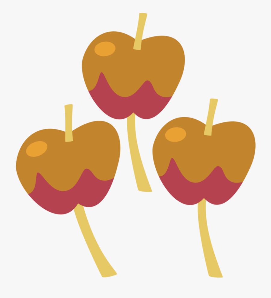 My Little Zombies - Caramel Apple Cutie Mark, Transparent Clipart