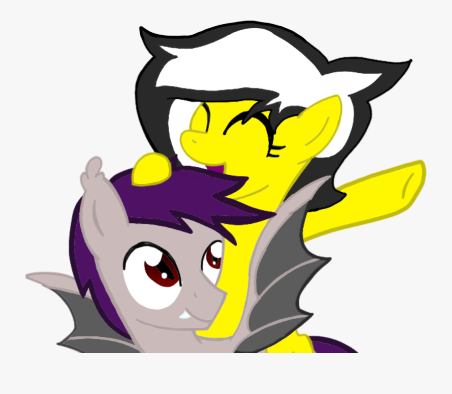 Toyminator900, Bat Pony, Earth Pony, Fangs, Flying, - Cartoon, Transparent Clipart