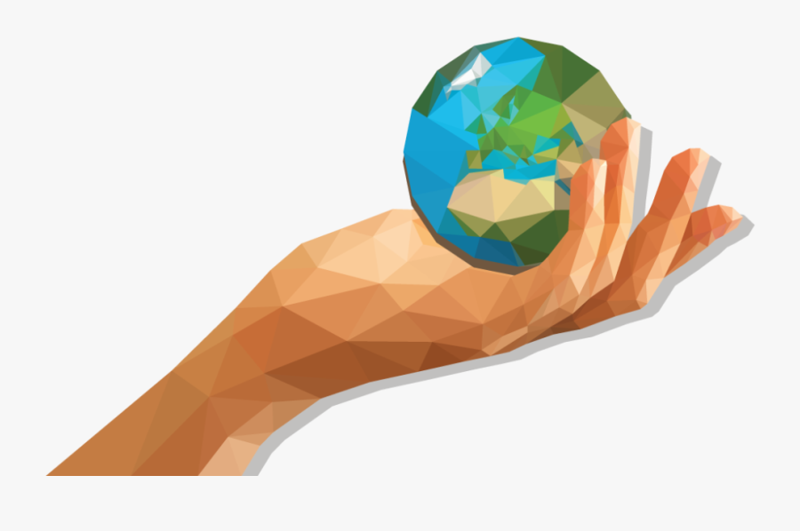 Earth Science Transparent Images Vector, Clipart, Psd - Fire In Hand Png, Transparent Clipart