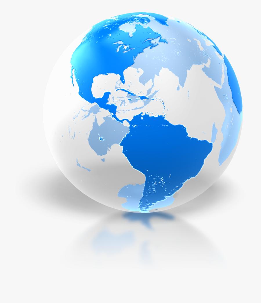 Design,graphics - Globe Plug In Usb, Transparent Clipart