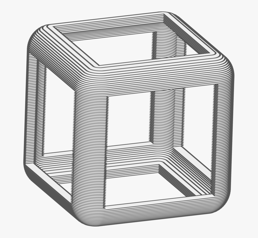 Animated Film Cube 3d Computer Graphics Medium Computer - 3d Animation Png Free, Transparent Clipart