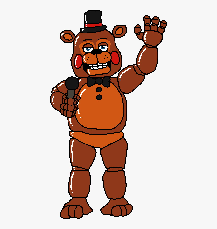 Toy Freddy Png - Five Nights At Freddy's Action Figures Ideas, Transparent Clipart