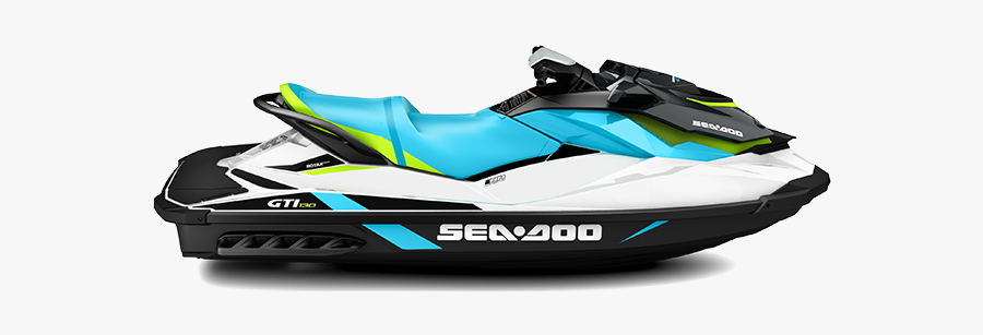 45463 - Sea Doo Gti 90 2017, Transparent Clipart