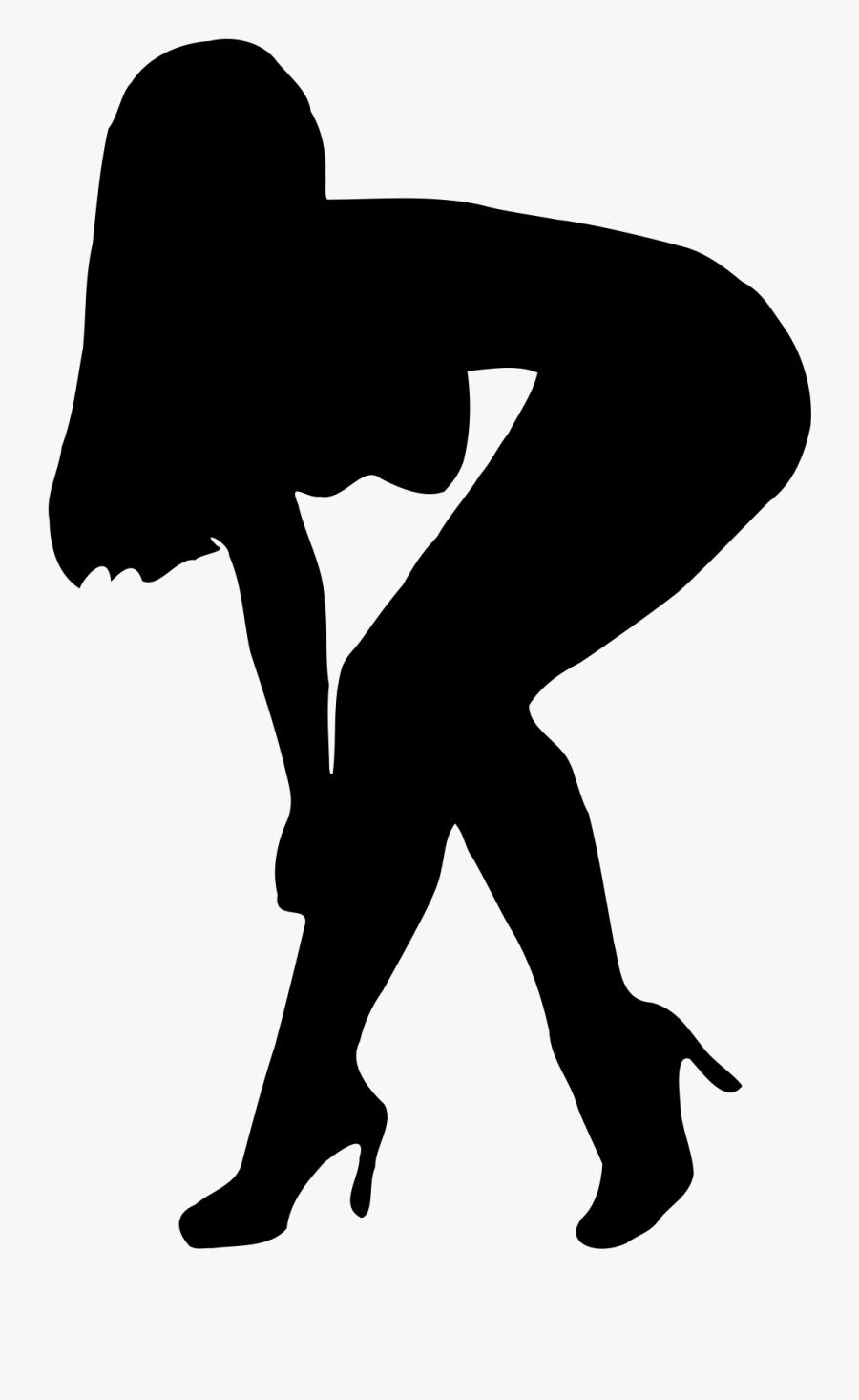 Clipart Woman Thinking - Gas Grass Or Ass Transparent, Transparent Clipart
