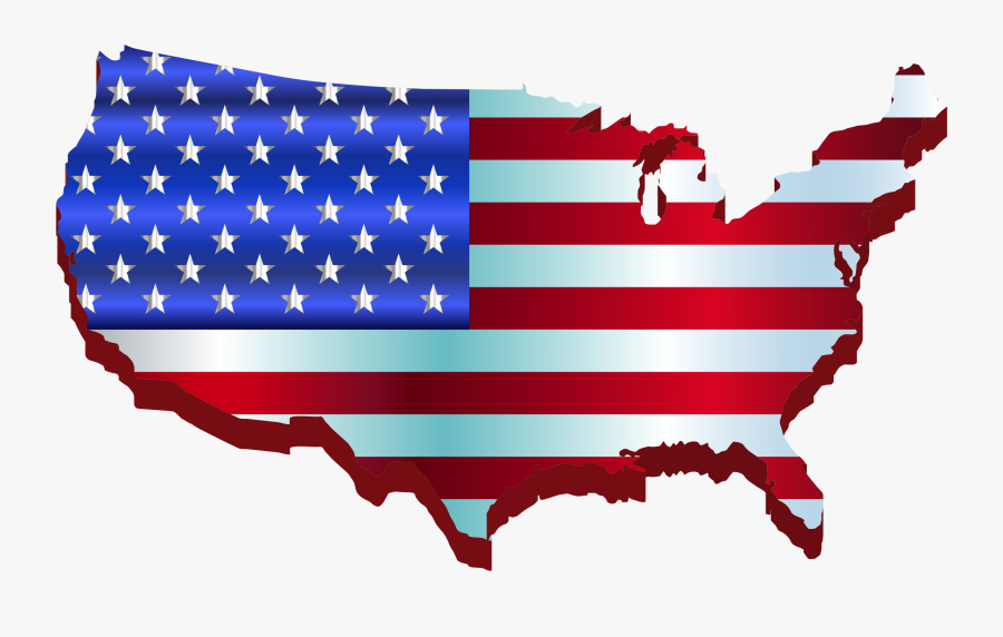 Flag Of The United States,flag,red - United States Logo Transparent, Transparent Clipart