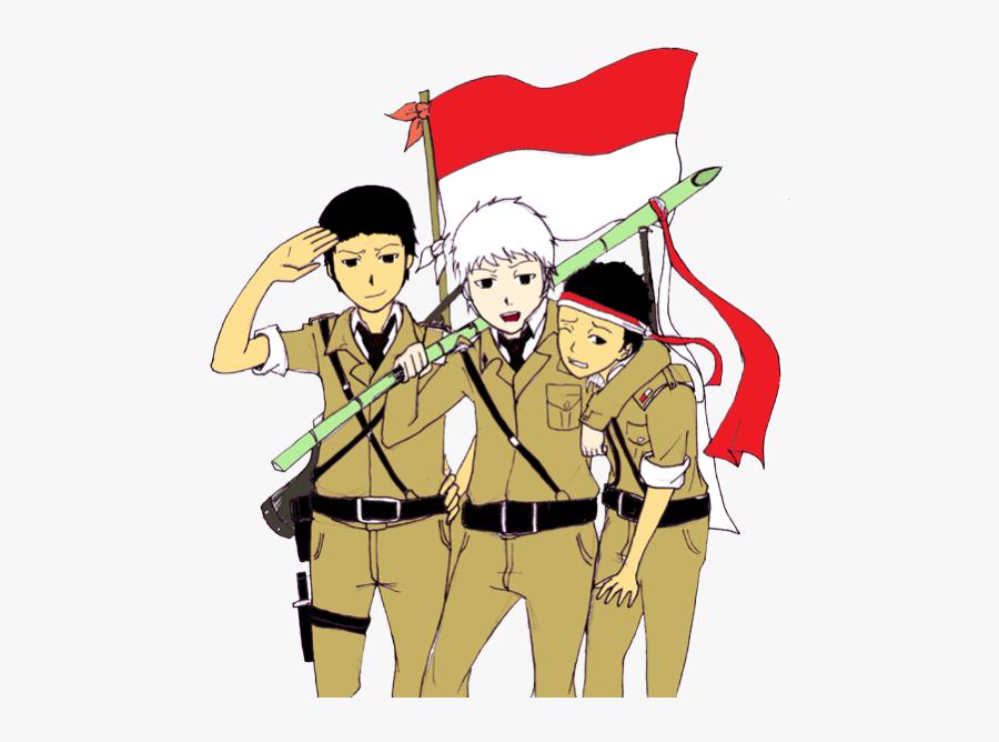 Kemerdekaan Clip Art Animasi Kemerdekaan Png Free Transparent Clipart Clipartkey