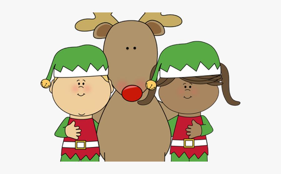 Transparent Christmas Elves Png - 10 Months To Christmas, Transparent Clipart