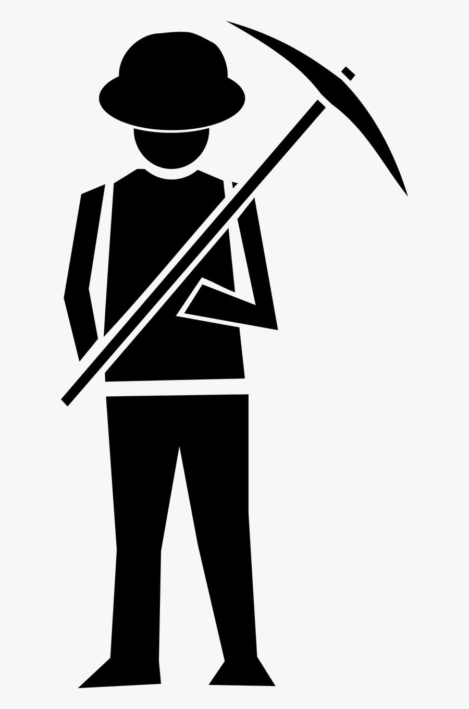 Miner - Miner Clip Art, Transparent Clipart