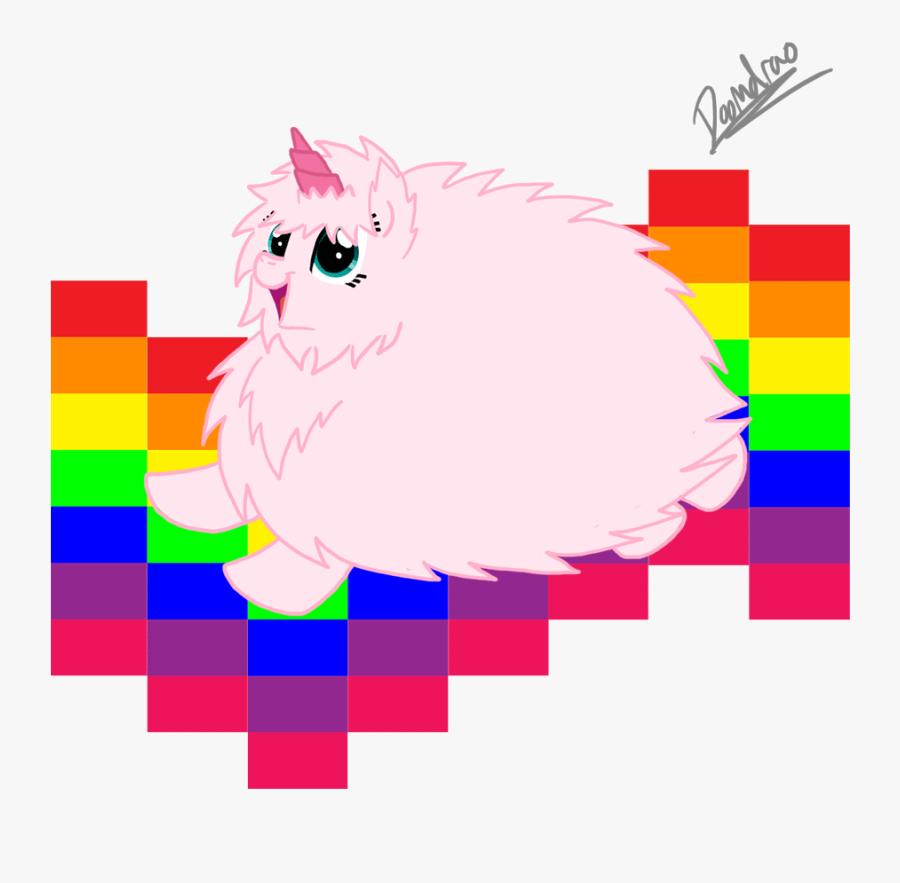 Pink Fluffy Unicorn Gif 12 Pink Fluffy Unicorn Gif - Gifs Pink Fluffy Unicorns Dancing On Rainbows, Transparent Clipart