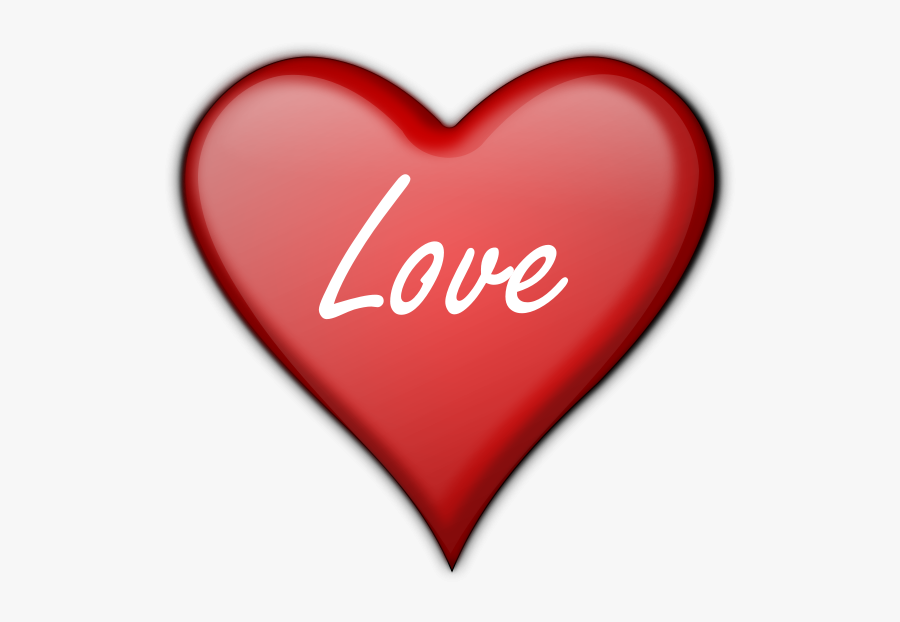 Heart Attack Clipart - Valentine Heart Love, Transparent Clipart