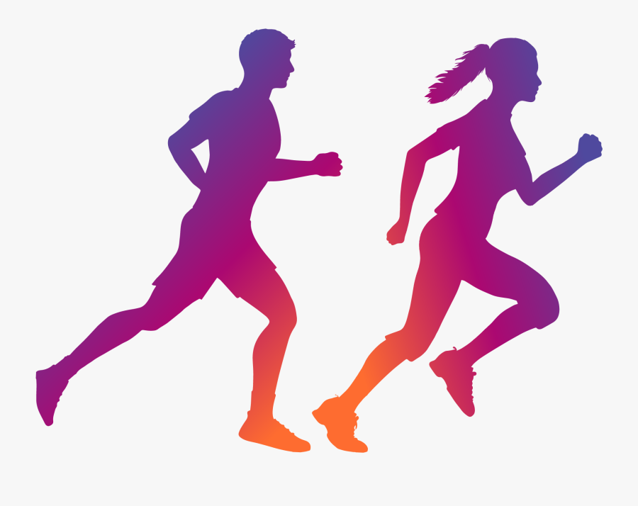 About - Runner Png, Transparent Clipart