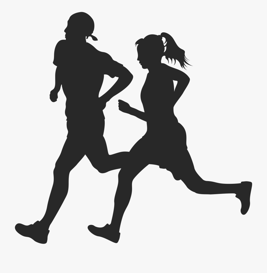 Trail Running Marathon Sport - Recovery From Eating Disorder, Transparent Clipart