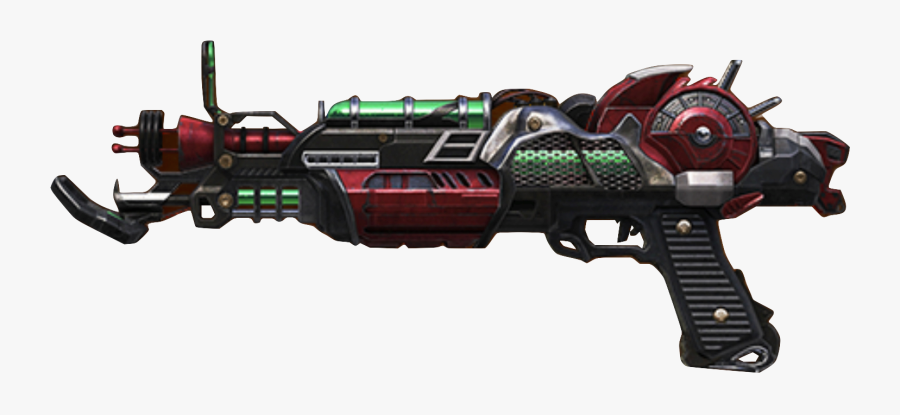 Ray Mark Ii Weapons - Black Ops 2 Ray Gun Mark 2, Transparent Clipart
