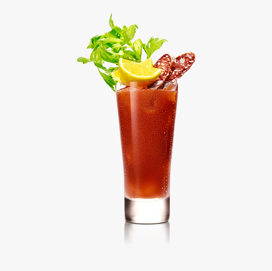 Clip Art The Recipes We Make - Bloody Mary Cocktail Png, Transparent Clipart