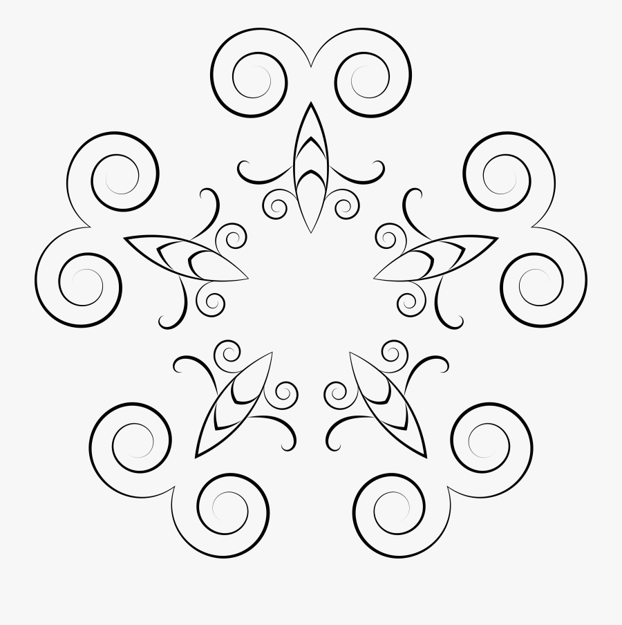 Transparent Design Clipart Images - Circle, Transparent Clipart