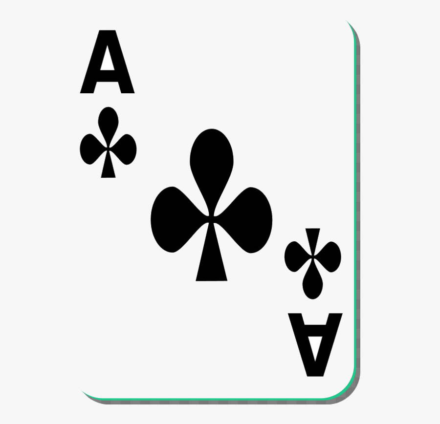 Playing Cards Card Ace Of Spades Clip Art Deck Clipart - Ace Of Diamond Cards, Transparent Clipart