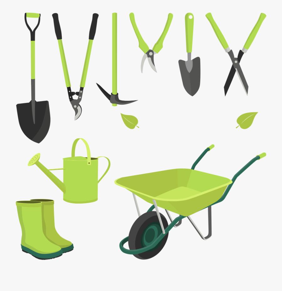 Garden Tool Gardening Spade - Clipart Pictures Of Garden Tools, Transparent Clipart