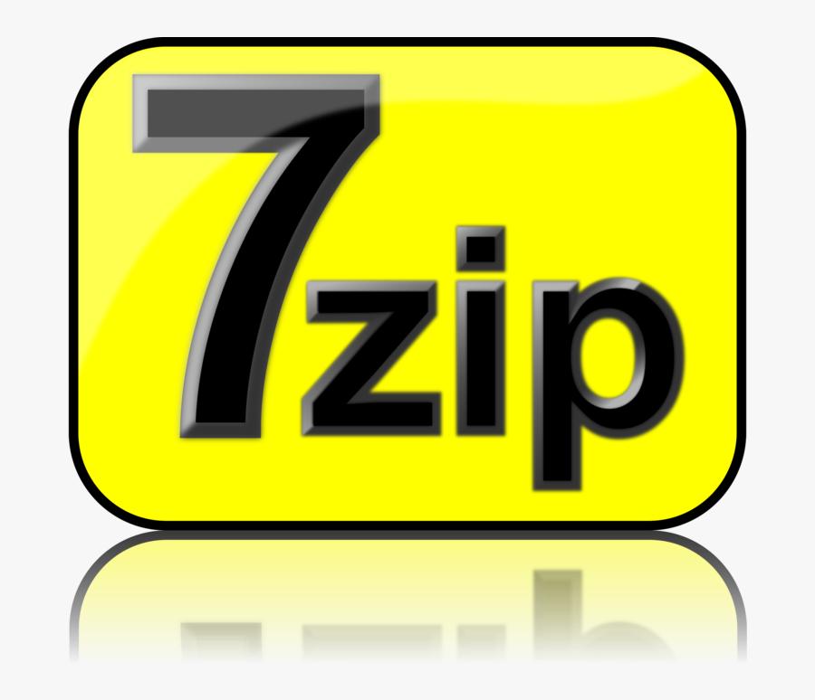Transparent File Clipart - 7-zip, Transparent Clipart