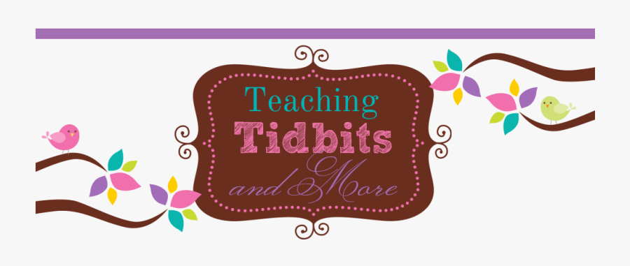 Teachingtidbits And More - Teacher, Transparent Clipart