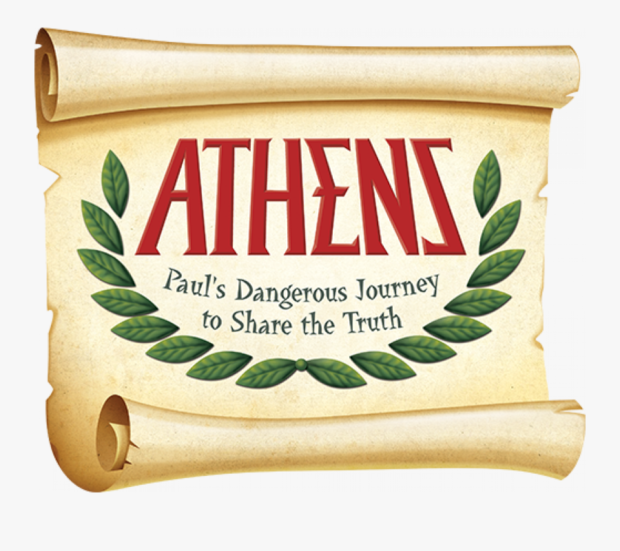 Athens Paul's Dangerous Journey To Share The Truth, Transparent Clipart