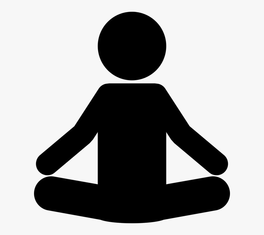 Meditation - Zen Png, Transparent Clipart