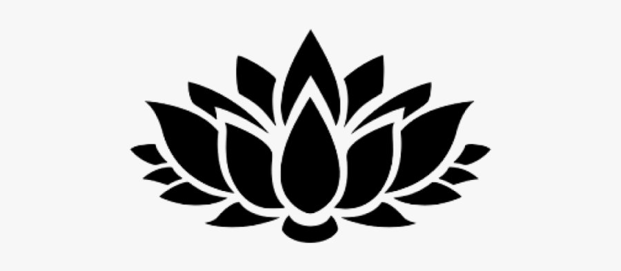 Clip Art Lotus Vector - Lotus Flower Vector Png, Transparent Clipart