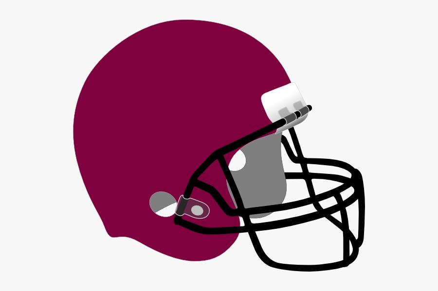 Baseball Clipart Helmet - Black Football Helmet Png, Transparent Clipart