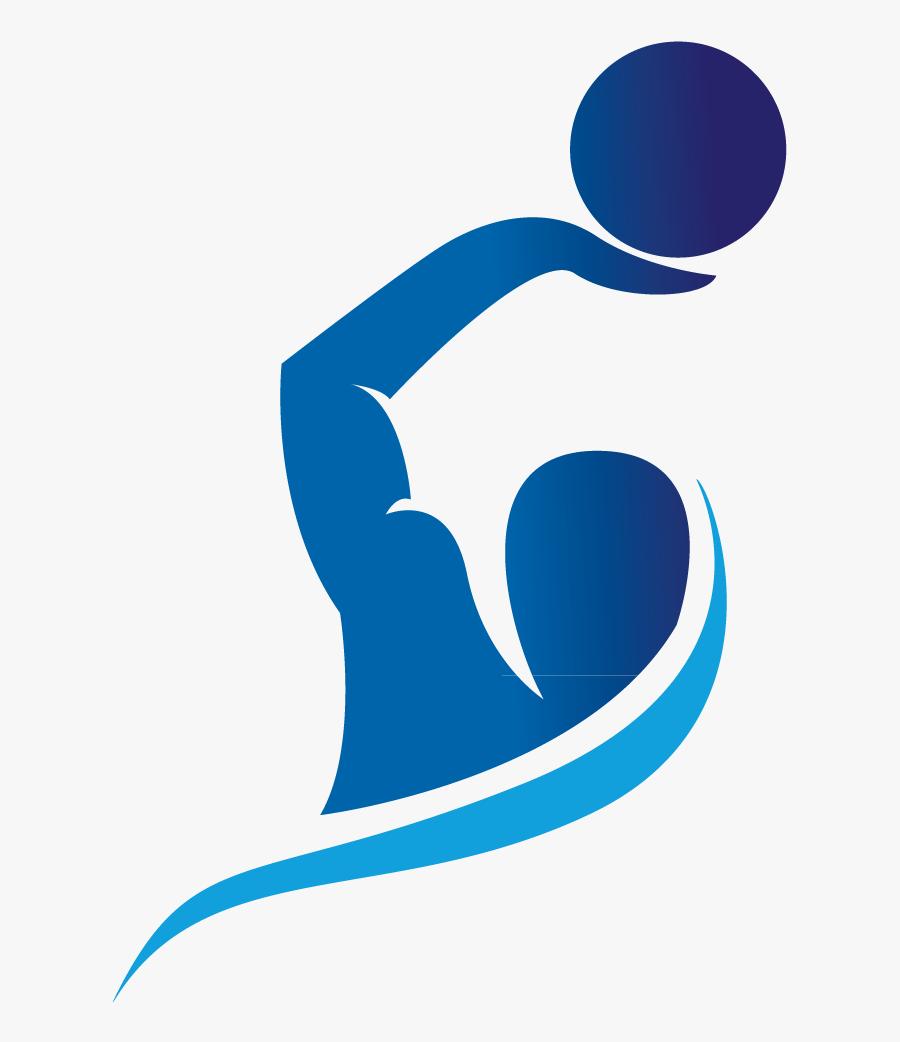 Len Waterpolo Logo - Water Polo Logo Design, Transparent Clipart