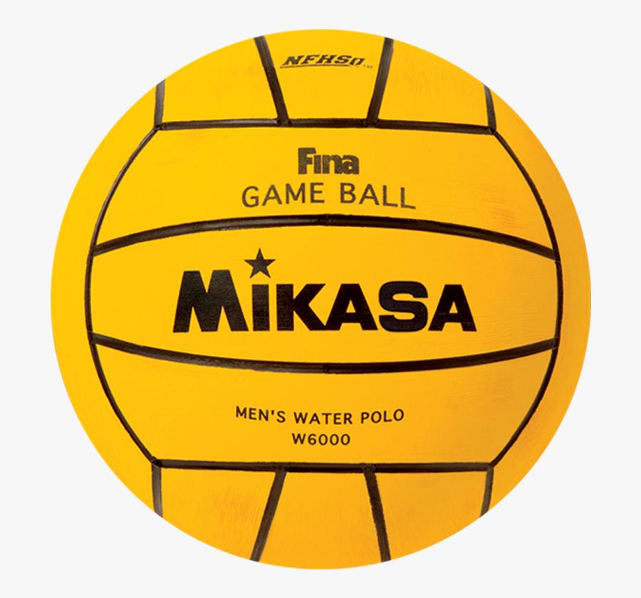 Ball,soccer Ball,yellow,water Polo Ball,volleyball,team - Mikasa Water Polo Ball, Transparent Clipart
