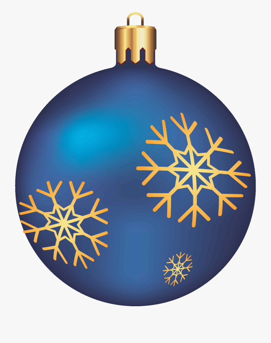 Pin By Scrapbooking Gif Png Jpg On Digital Christmas - Blue Snowflake Symbol Black Background, Transparent Clipart