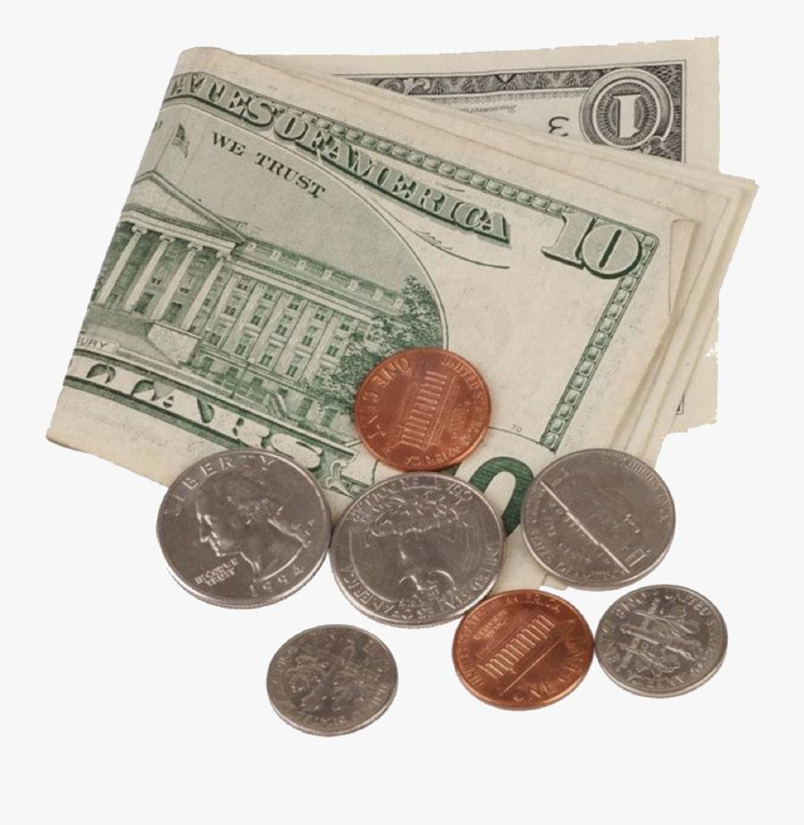 United States 10 Dollar, Transparent Clipart