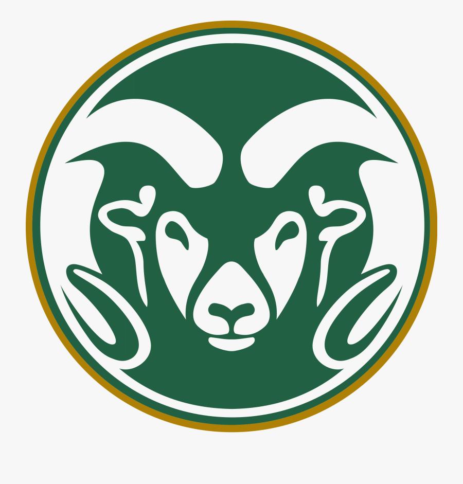 Ram Football Clip Art - Colorado State University Logo, Transparent Clipart