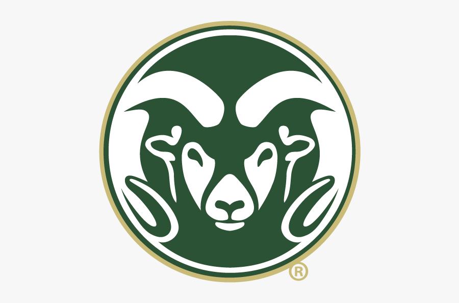 Clip Art Ram Head Decal Bt - Colorado State University Logo, Transparent Clipart