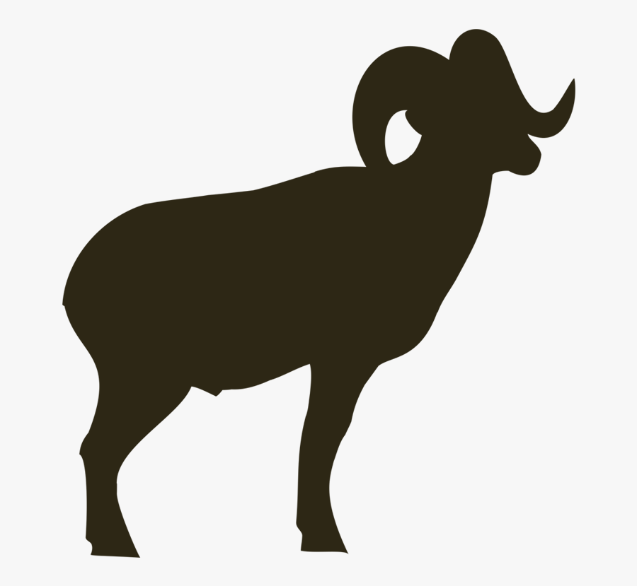 Pick Another Species To View Success Photos - Bighorn Sheep Silhouette Png, Transparent Clipart