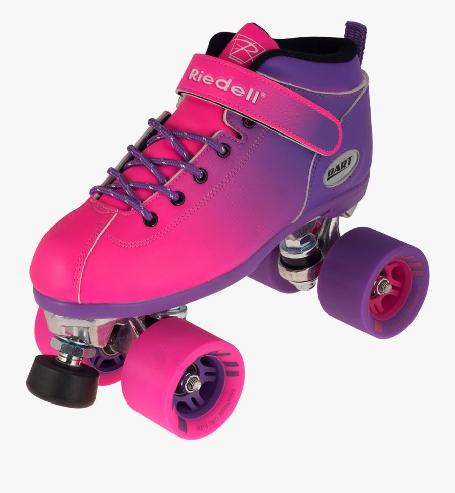 Roller-skates - Riedell Roller Skates Girls, Transparent Clipart