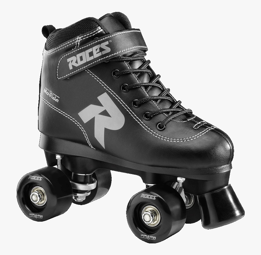 Rookie Deluxe Roller Skates, Transparent Clipart