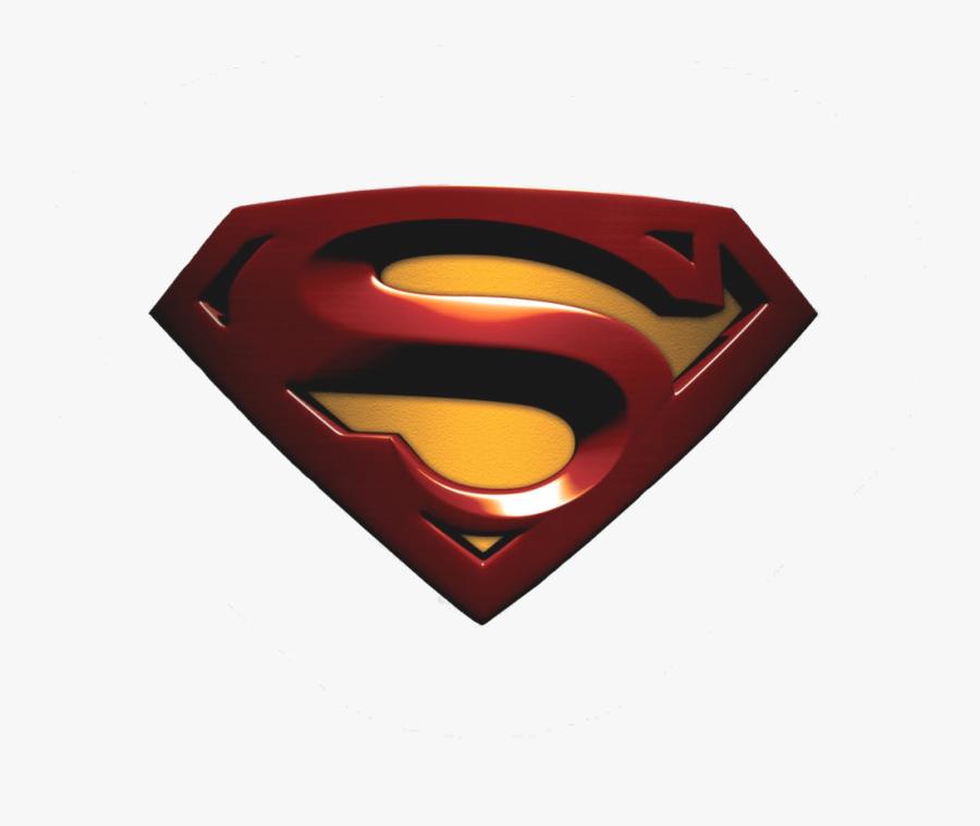 Superman Sign - Logo For Dream League Soccer 2018, Transparent Clipart