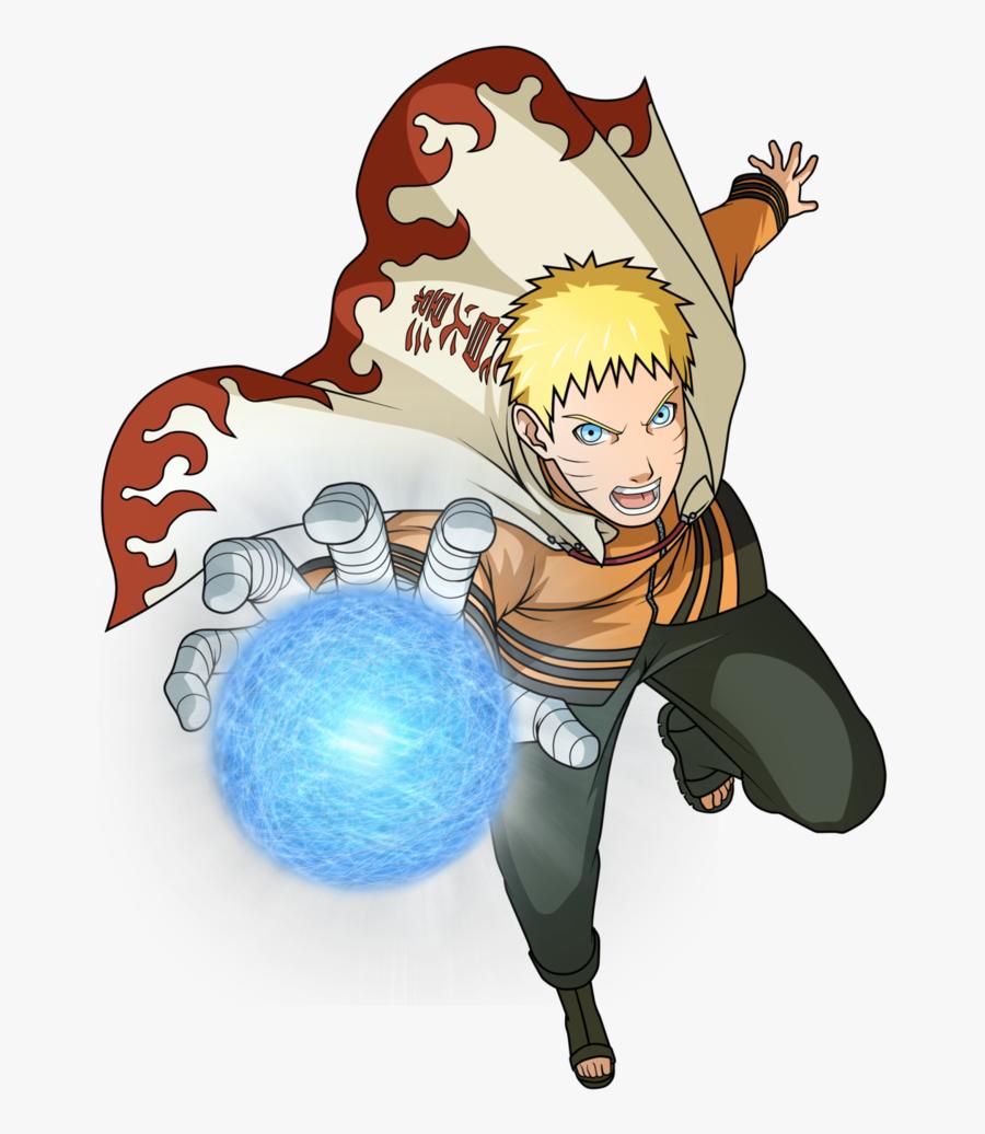 Naruto Clipart Naruto Rasengan - Naruto Uzumaki Adulto, Transparent Clipart