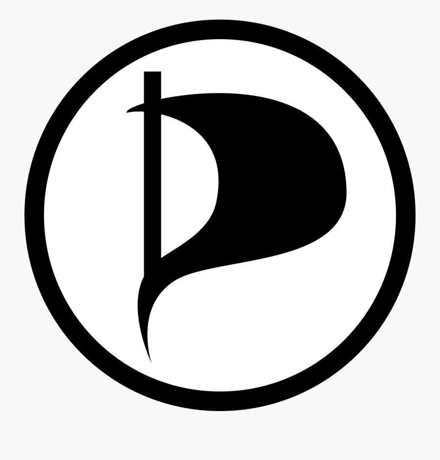 Pirate Party Uk, Transparent Clipart