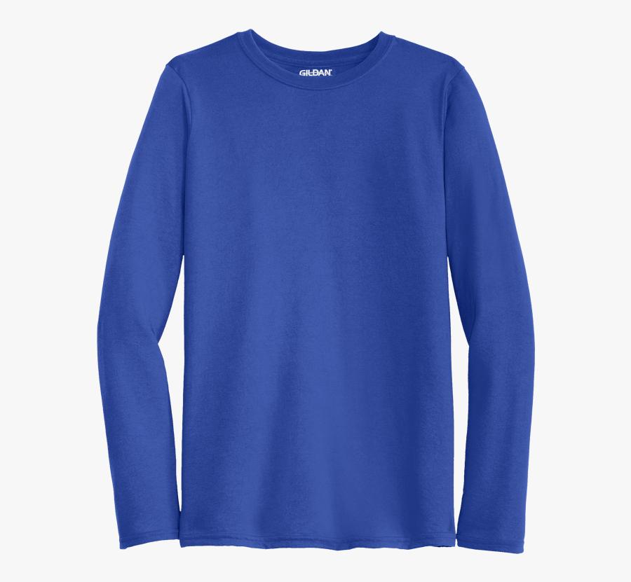 Royal - Long-sleeved T-shirt, Transparent Clipart