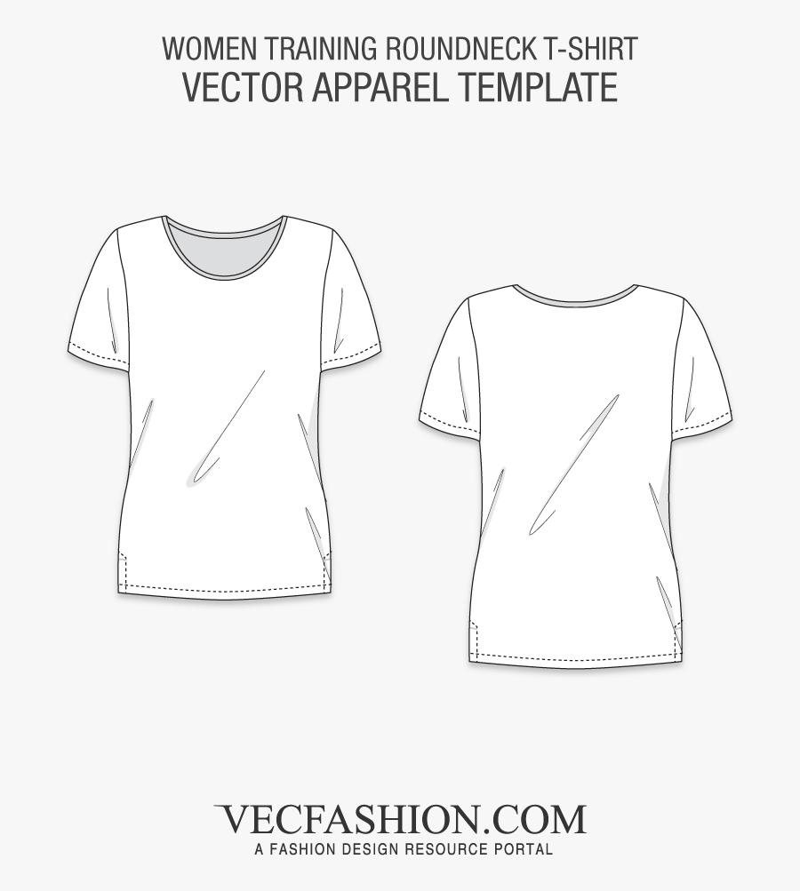 Clip Art Long Sleeve Shirt Vector - Womens Tank Top Template, Transparent Clipart