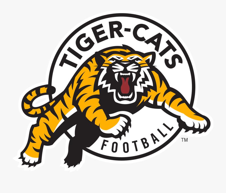 Hamilton Tiger Cats Logo Png - Hamilton Tiger Cats Logo, Transparent Clipart