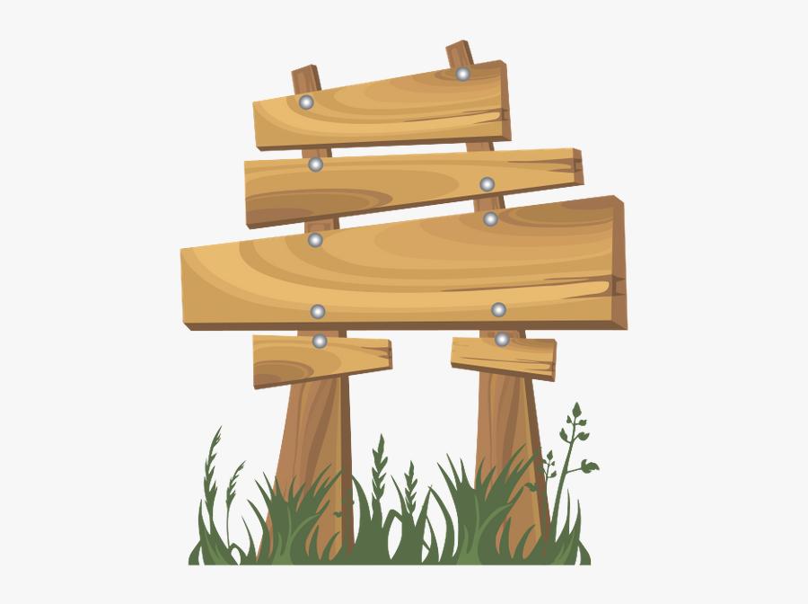 Деревянный Указатель, Информационный Щит, Wooden Sign, - Wood Signs Png, Transparent Clipart