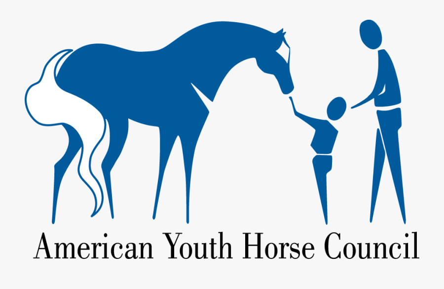 American Youth Horse Council Logo, Transparent Clipart