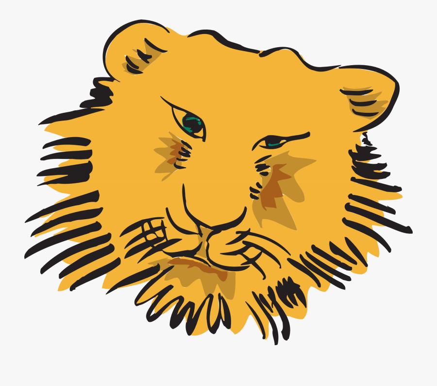 Tiger, Transparent Clipart